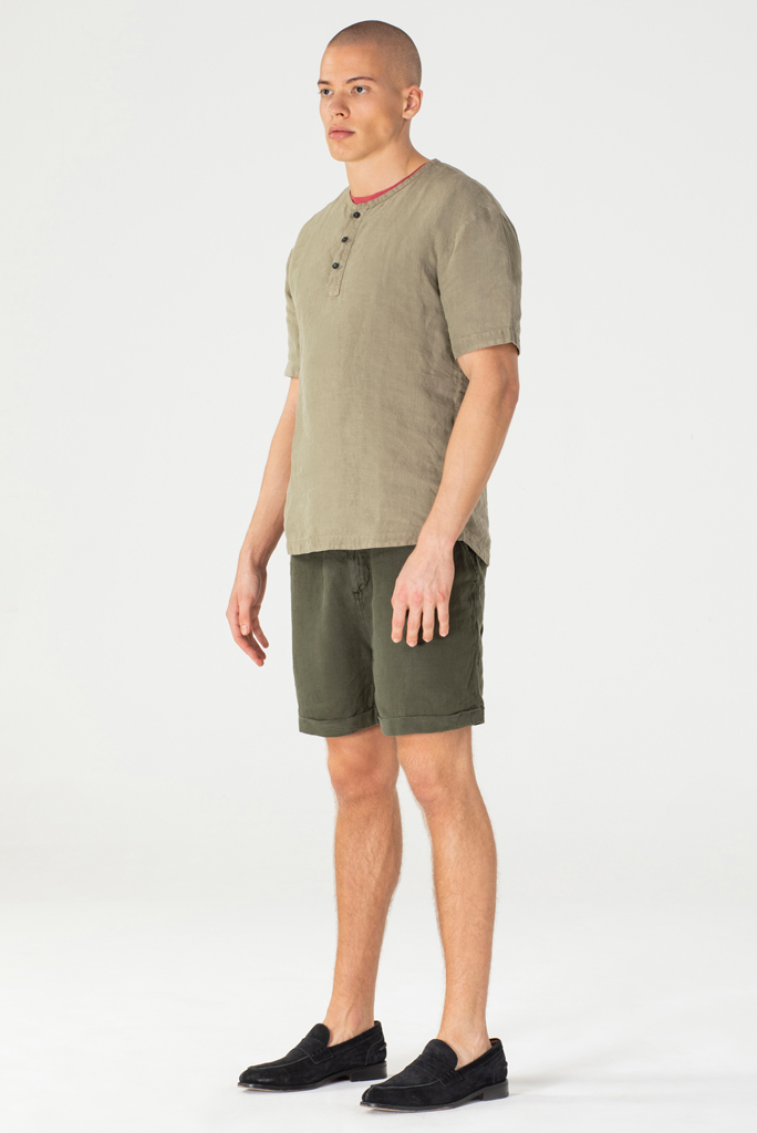 T-Shirt Habanero Groen 1