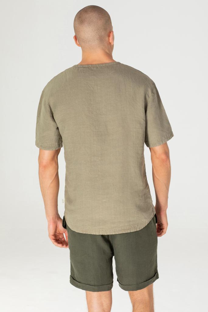 T-Shirt Habanero Groen 2