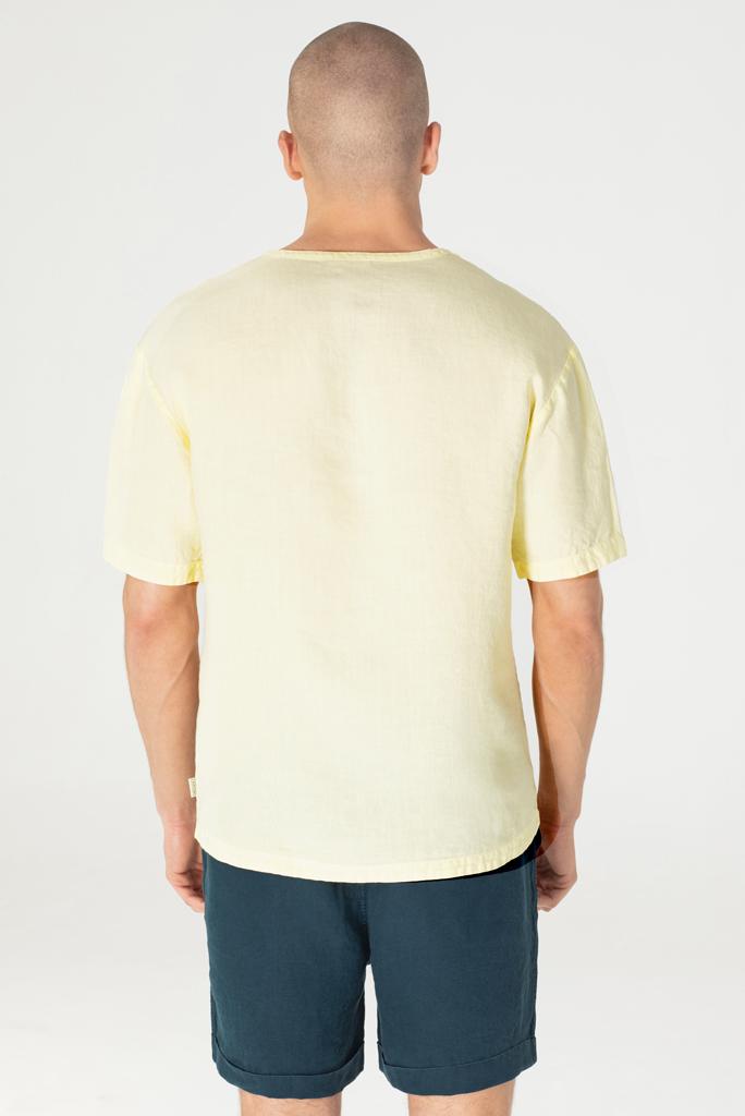 T-Shirt Habanero Lichtgeel 2