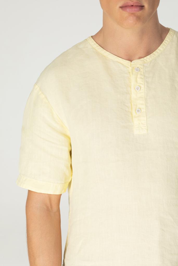 T-Shirt Habanero Lichtgeel 3