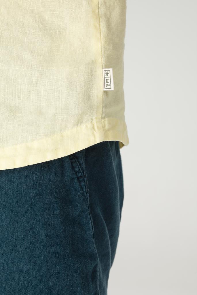 T-Shirt Habanero Lichtgeel 4