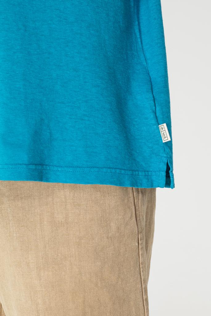 T-Shirt Hovito Oceaanblauw 5