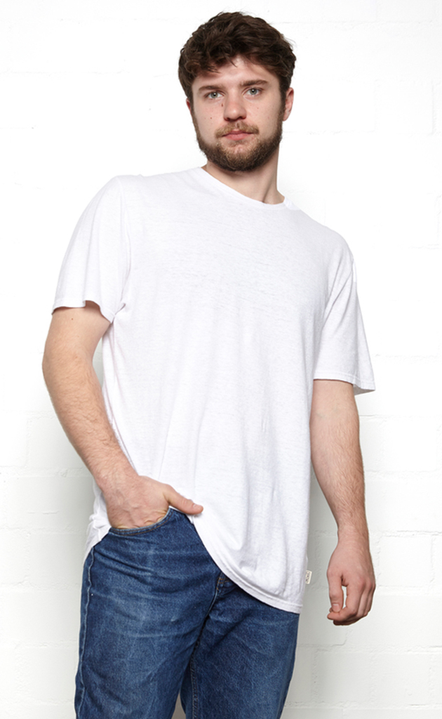 Ruck - Basic T - White