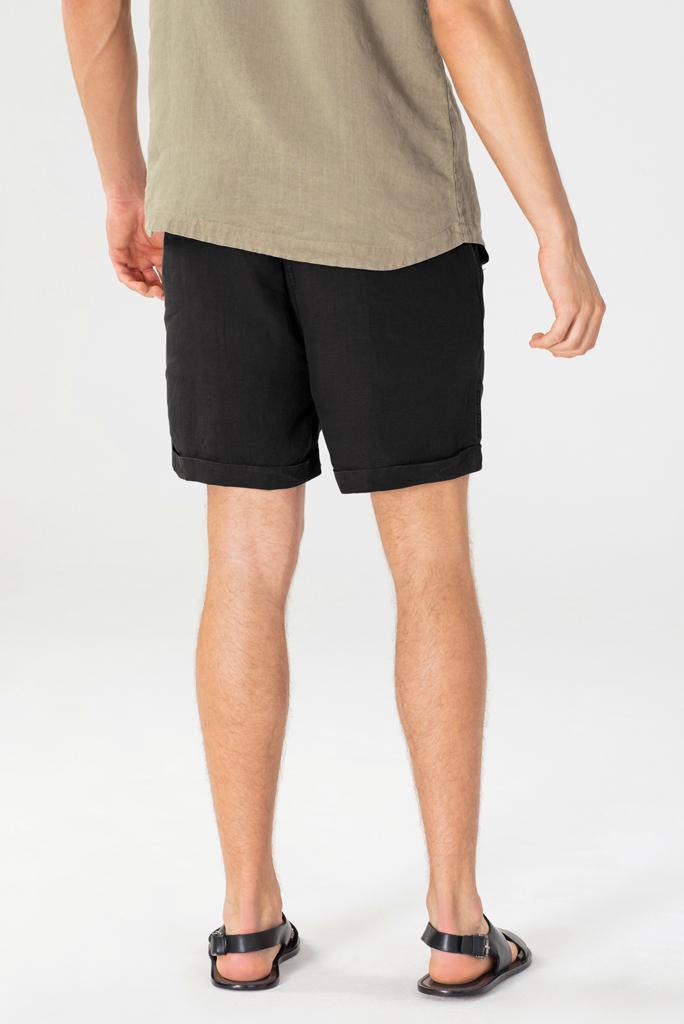 Shorts Ancho Zwart 1