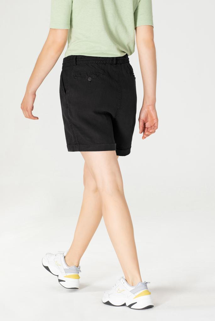 Shorts Ancho Zwart 3
