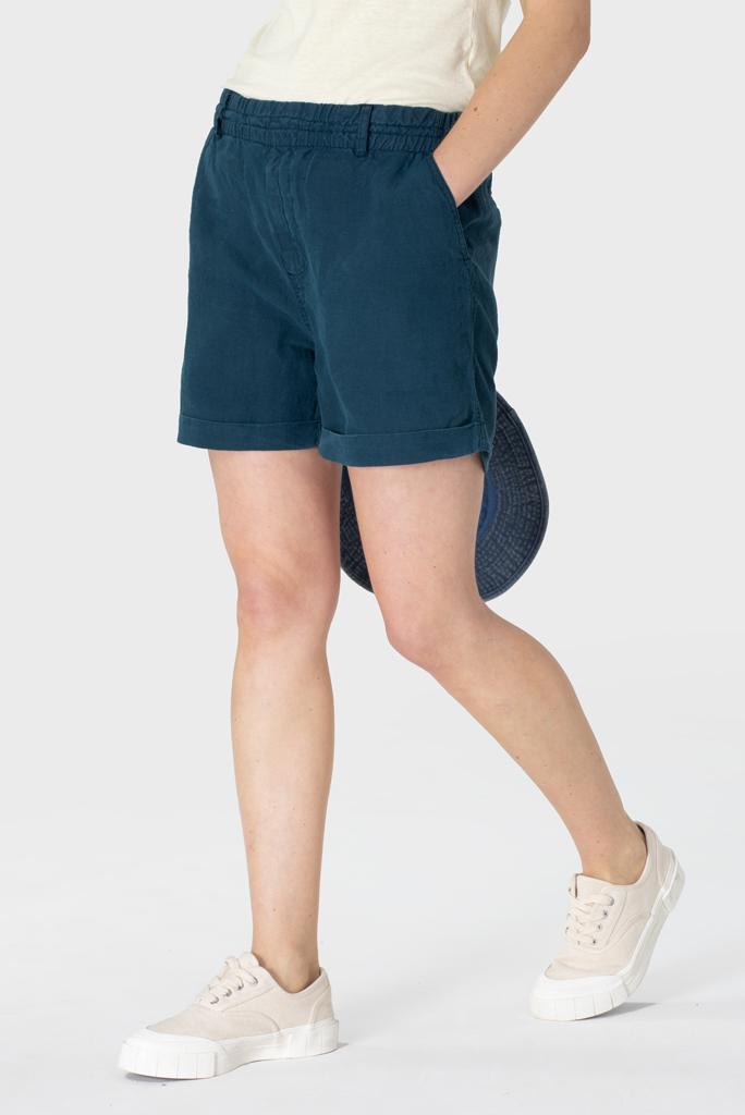 Shorts Ancho Donkerblauw 4